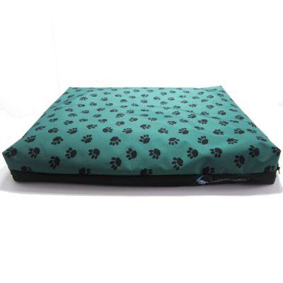 171 Paws 187 Waterproof Bean Bag Dog Bed Pillow Woff Woff