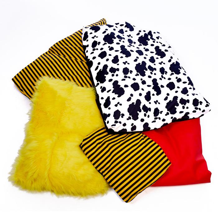 Waterproof Bean Bag Dog Bed Pillow Woff Woff Best