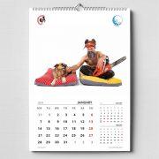 Woff Woff PASSiON Kalendar 2019