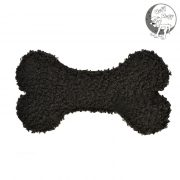 #02 Black Dog Toy