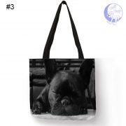 #03 platnena torba bulldog