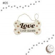 #05 Love is a four-legged word Woff Woff Tvornica psecih snova