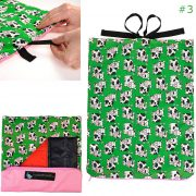 #3 Cow dog transport mat