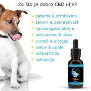 CBD ulje za pse forum