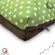 Krevet za pse - Zeleni