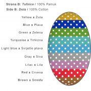 Strana B: odaberi boju