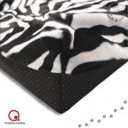 Zebra krevet za pse