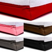 Base color antislip - red, pink, brown, grey, black