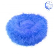 donut krevet za pse - plavi