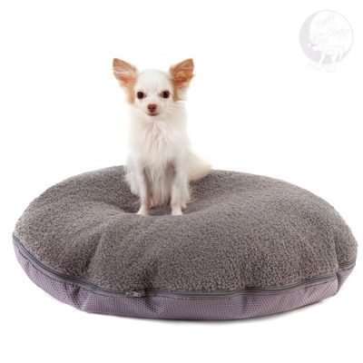 Donut small dog bed